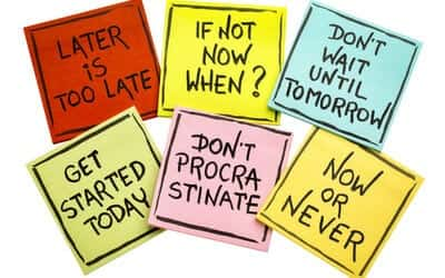 Procrastination to Motivation: 3 NLP tips that help!