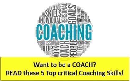 SO, YOU WANT TO BE A COACH