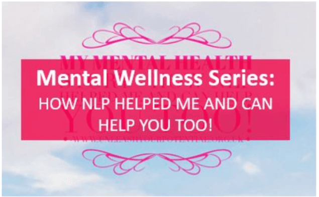 Mental Health Awareness Week Mental Wellness Series Unleash Your Potential Ltd