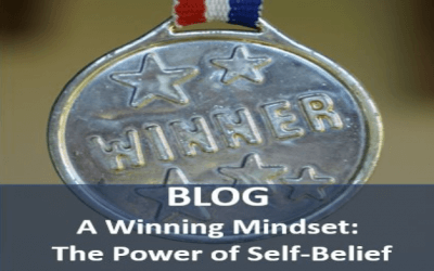 A Winning Mindset: The Power Of Self Belief