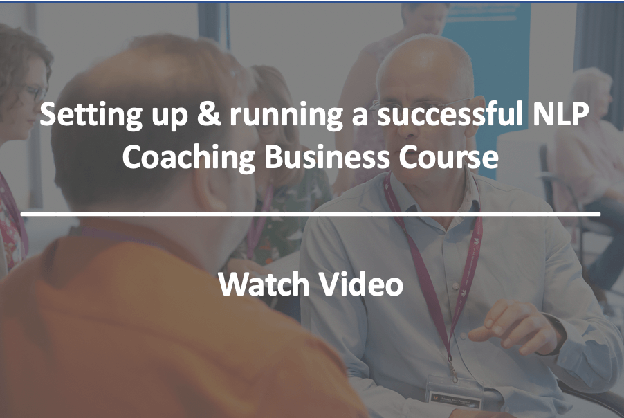 Setting up and running a Successful Coaching Business