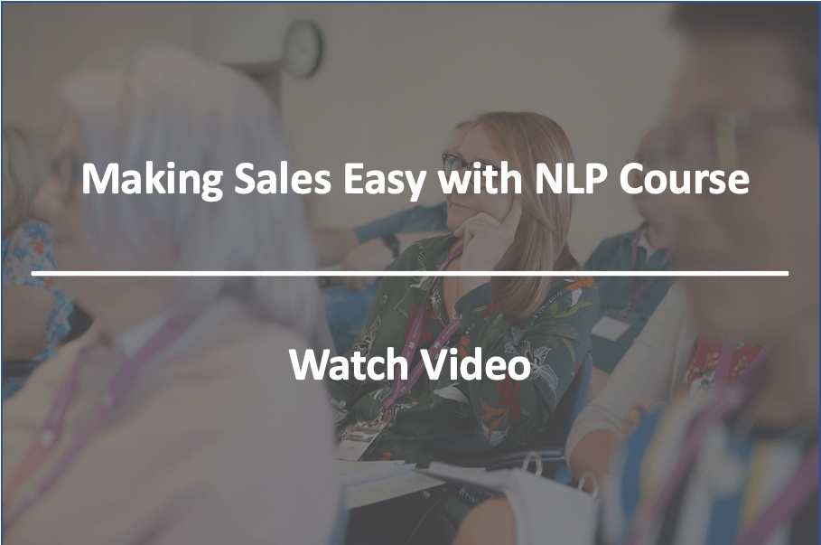 Making Sales Easy Course