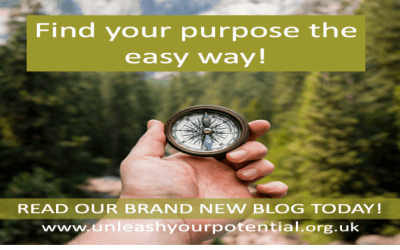 Find your purpose the easy way!
