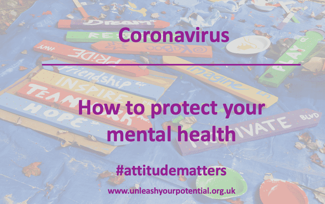 coronavirus how to protect your mental health