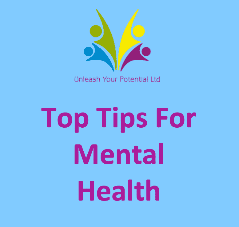 Mental Health Top Tips