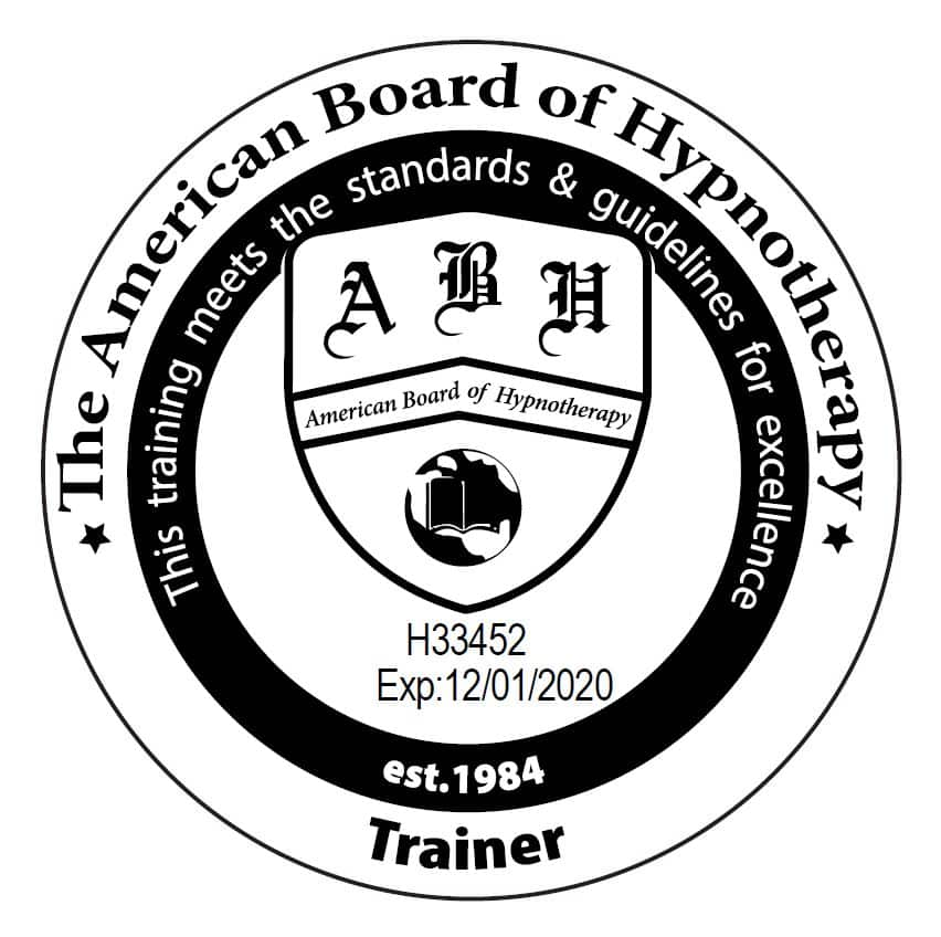 ABNLP Certified Trainer of Hypnosis