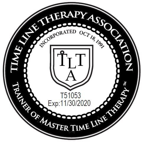 ABNLP Certified Time Line Therapy Trainer Laura Evans