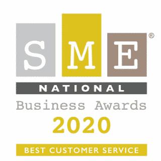 best customer service finalist award