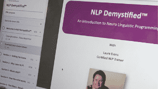Introduction to NLP Online Training Course NLP Demystified™ Unleash Your Potential