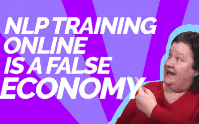 Why NLP Training Online is False Economy