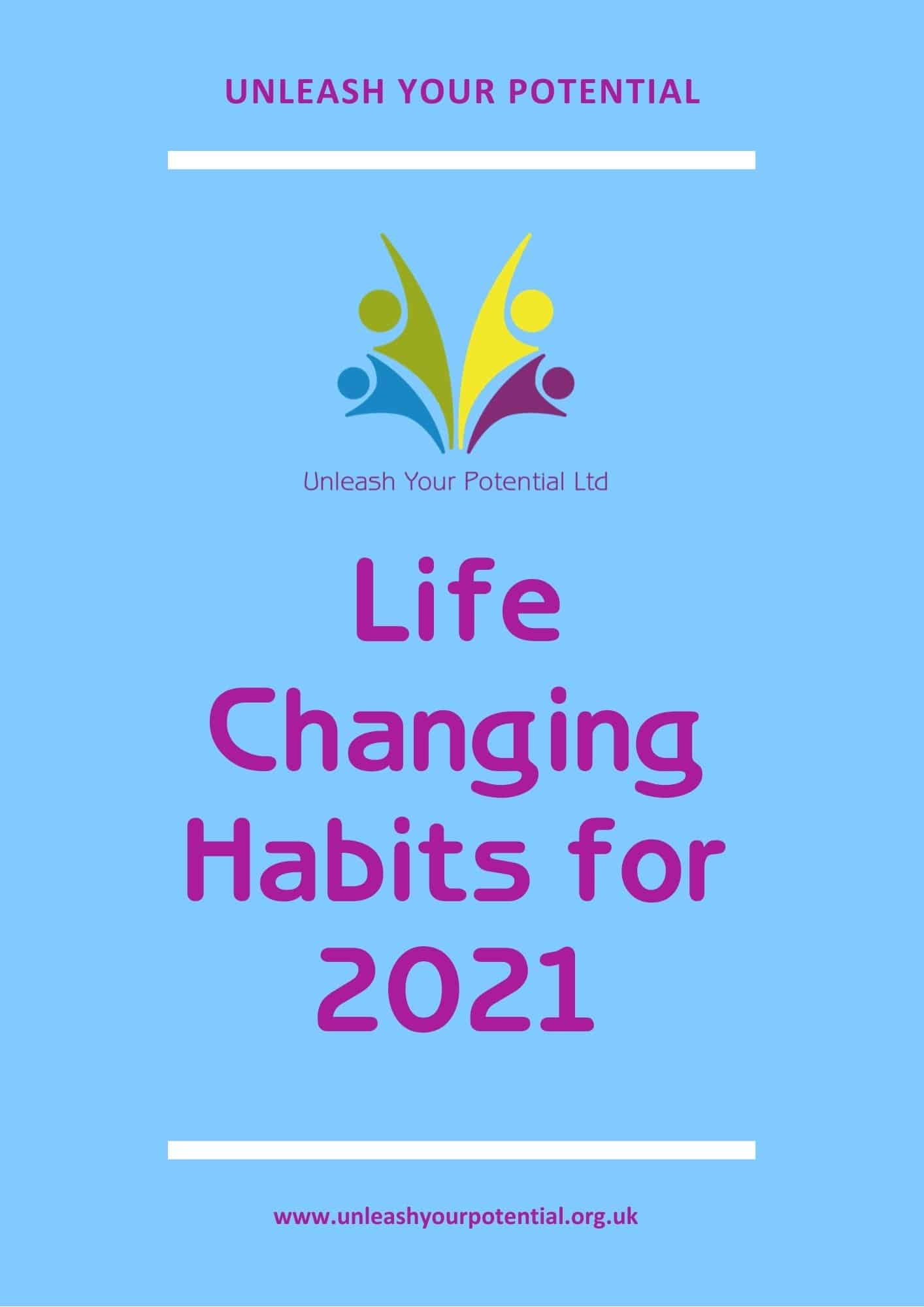 12 life changing habits for 2021 pdf guide
