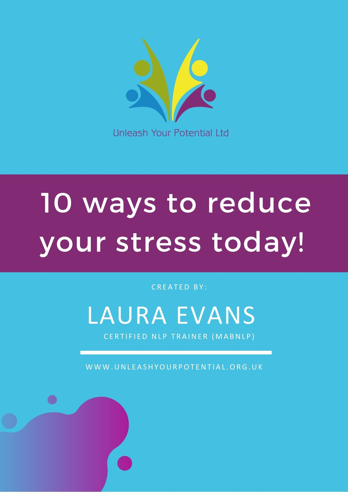 10 was to reduce your stress today