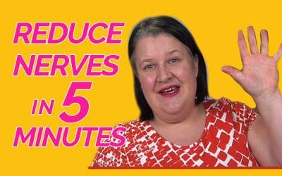 No More Nerves – Reduce Nerves & Anxiety in 5 minutes