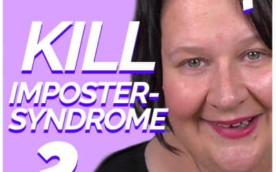 Overcome Imposter Syndrome & Stop feeling like a fraud