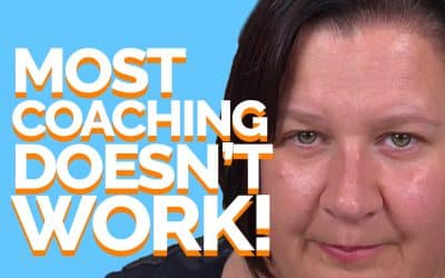 Why most coaching doesn't work!