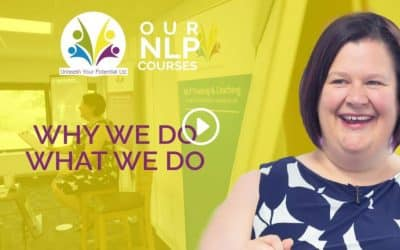 Why we do what we do – Why be a trainer of NLP