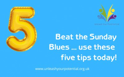 Got the Sunday blues? – 5 strategies to help