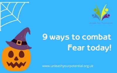 9 Ways To Combat Fear